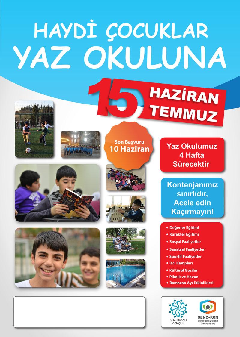 Yaz Okulu Afişi Revize4